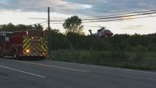 Two killed in Wellington crash