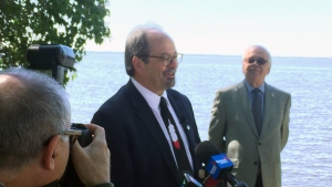 Geoff Kelley announced on Monday, June 11, 2018, that he would retire as an MNA in October (CTV Montreal/Angela Mackenzie)