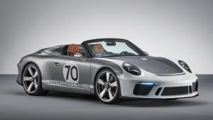 Porsche 911 Speedster Concept (Porsche)