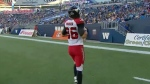 Calgary Stampeders - Anthony Parker