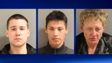 inmates, escaped prisoners, Red Deer Remand Centre