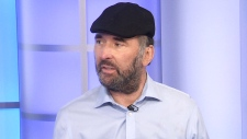 Paul Dewar talks about his cancer diagnosis