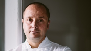 Patrick Kriss' restaurant, Alo, has been named among the top 100 in the world.