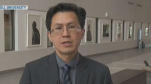 MUHC's Dr. Peter Chan on decreasing male fertility