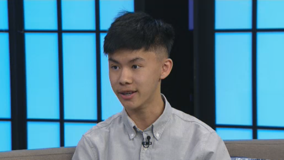 "Austin Chan talks to CTV's Your Morning about his new online course called ""What You Didn't Learn in School."""