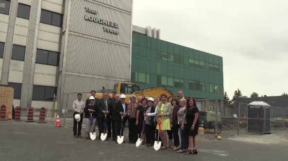 Breaking ground on Sudbury's PET scanner suite