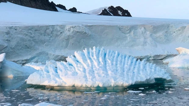 Ice loss in Antarctica is increasingly contributing to global sea level rise