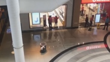 eaton's centre flooding