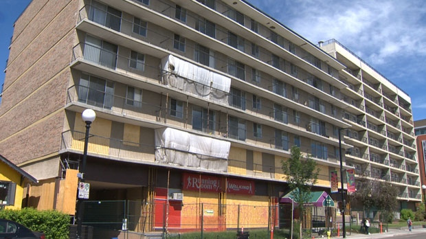 The owners of Kensington Manor have until the end of the month to decide on the fate of the building.
