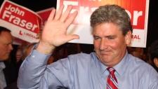 Ottawa South Liberal John Fraser