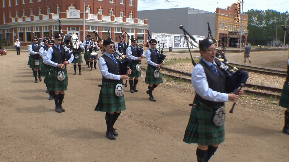 Organizers cancel Celtic Gathering at Fort Edmonton Park, giving competitors and attendees one month's notice.