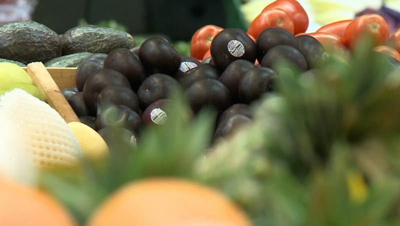 Produce is seen in this file photo.