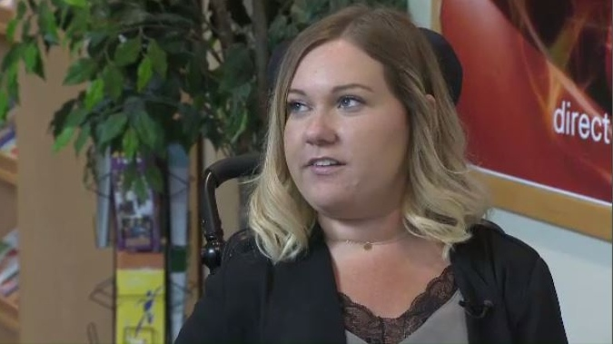 A new drug has given hope to a Moose Jaw woman with a rare neuromuscular disorder, but it comes with a high price tag.
