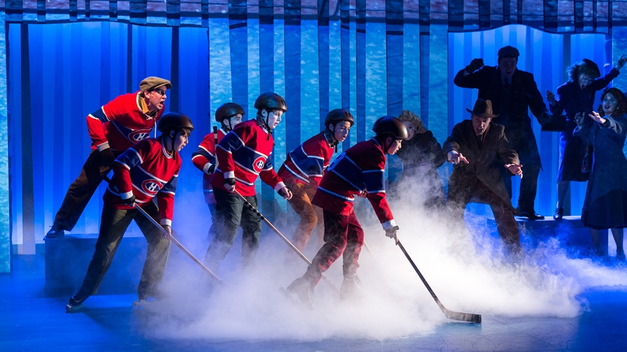 The Hockey Sweater: The Musical