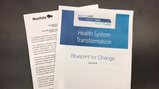 Province releases blueprint for overhaul of health care system health care blueprint malvernweather Images