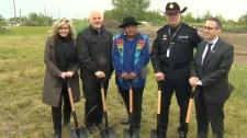 Spyhill Services Centre, Calgary police, police bu