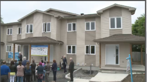 New homes open in Leaside Landing