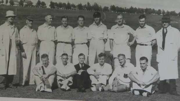 The game of cricket has a long history in Calgary, dating back about 100 years.