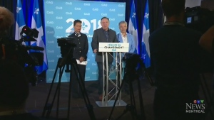 The president of the Coalition Avenir Quebec is be