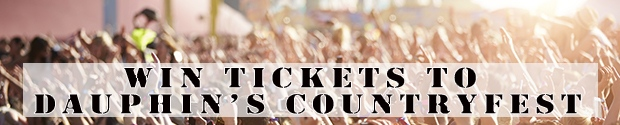 Dauphin's Countryfest Contest