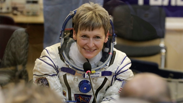 Iowa Astronaut Peggy Whitson Announces Retirement