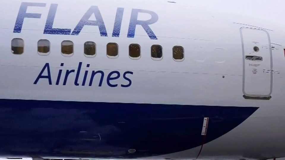 New airline at YYC