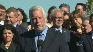 Philippe Couillard and the Liberal party are ready for a summer of campaigning