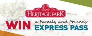 Heritage Park Carousesl