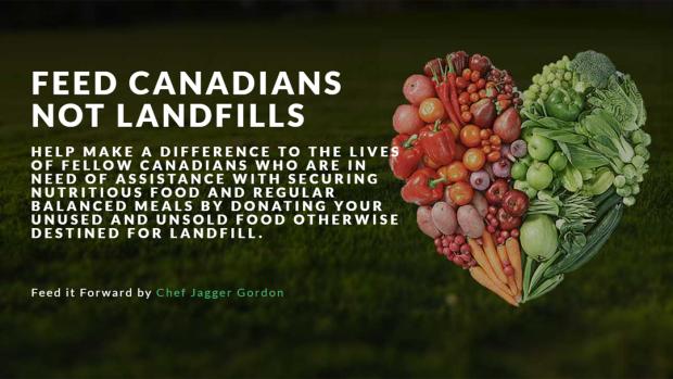 Feed It Forward website (feeditforward.ca)