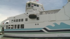 New Pelee Island ferry