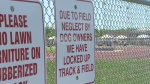 Dog doo leads to walking track closure