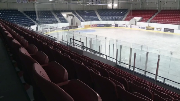 OHL dreams? Brantford to study Civic Centre reno plan | CTV