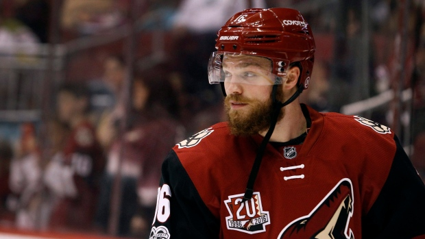 Canadiens acquire Max Domi, send Alex Galchenyuk to Coyotes | CTV News