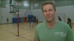 N.B. volleyball tournament raises funds for quadri