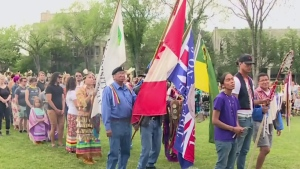 The Two Spirit Powwow celebrates LGBTQ people in Indigenous communities.