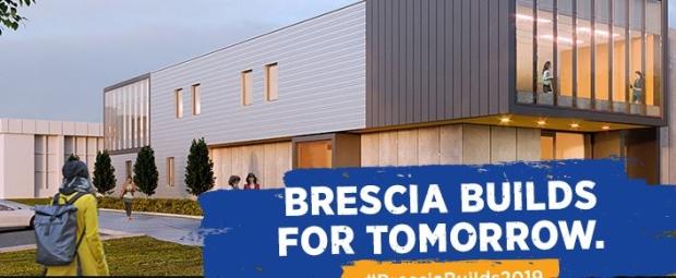 Brescia University College ground breaking