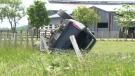 A mechanical was believed to be the cause of the crash, police say.