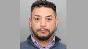 Richard Isaac, 41, is pictured in this image distributed by Toronto police. (Handout)