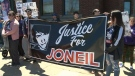 Rally for Joneil: Questions remain over investigat