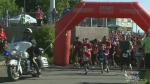 Three Fathers Memorial Run held in memory of falle