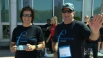 Canadians walk to help fight prostate cancer