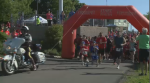 Fathers and families from across the Maritimes gathered in Moncton on Sunday for the annual Three Fathers Memorial Run.