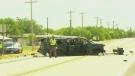 CTV News Channel: 5 dead after crash near border
