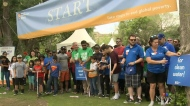 Walk raises money for third world countries
