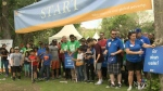 Walk raises money for third world countries