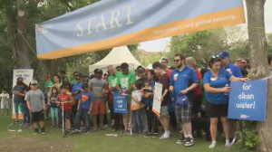 Regina's 2018 World Partnership Walk took place in Wascana Park on Sunday June 17, 2018.