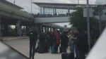 Airport evacuation; World Cup upset : Morning Live