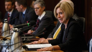 Premier Notley makes changes to cabinet