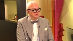 Manolo Blahnik reveals where his inspiration and