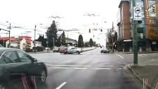 Video released of crash that killed doctor